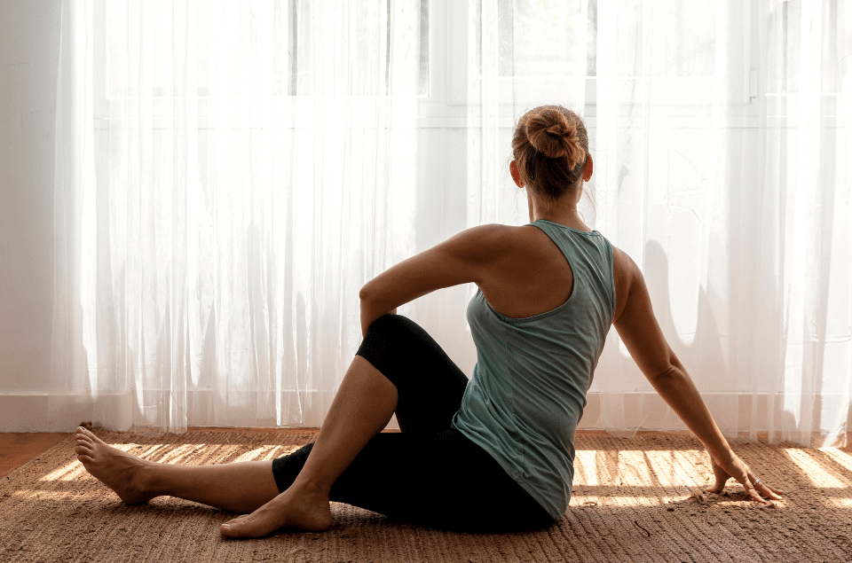 Yoga Poses for Neck and Shoulder Pain